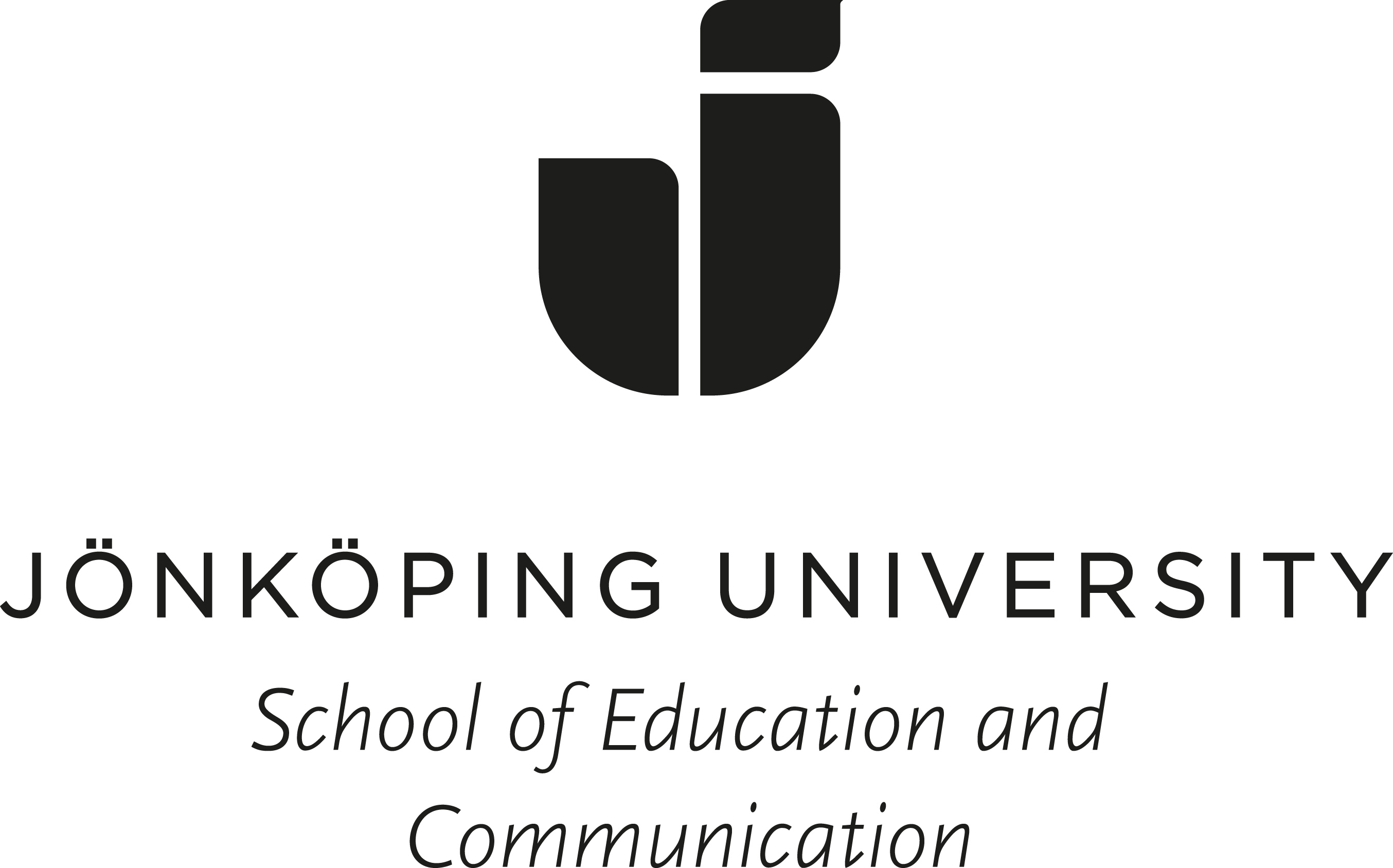 Jönköping University School of Education and Communication logotyp