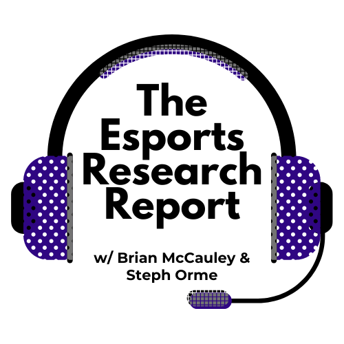 Esports Research Report logo