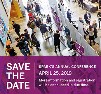 Save the date for SPARK's annual conference, April 25 2019