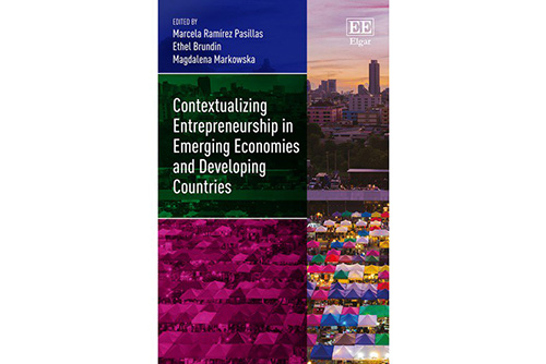 Book cover Contextualizing entrepreneurship in emerging economies and developing countries