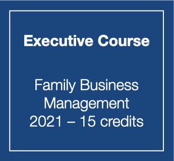 Family Business Management Course