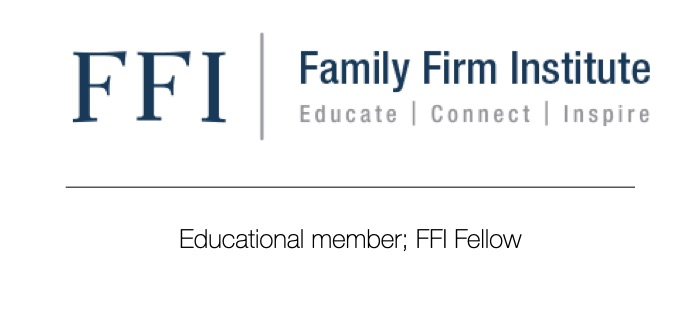 ffi family firm institute educational membership logo